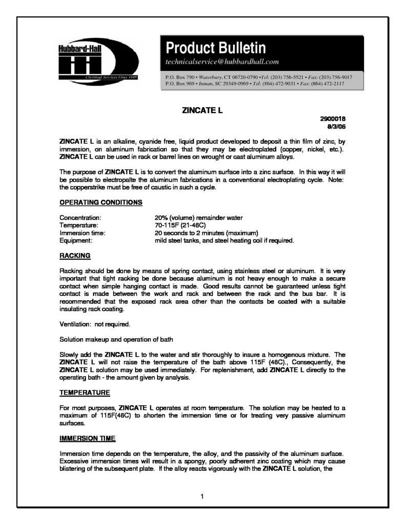 zincate l pb 2900018 pdf 791x1024