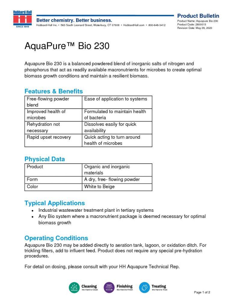 aquapure bio 230 pb 2600015 pdf 791x1024