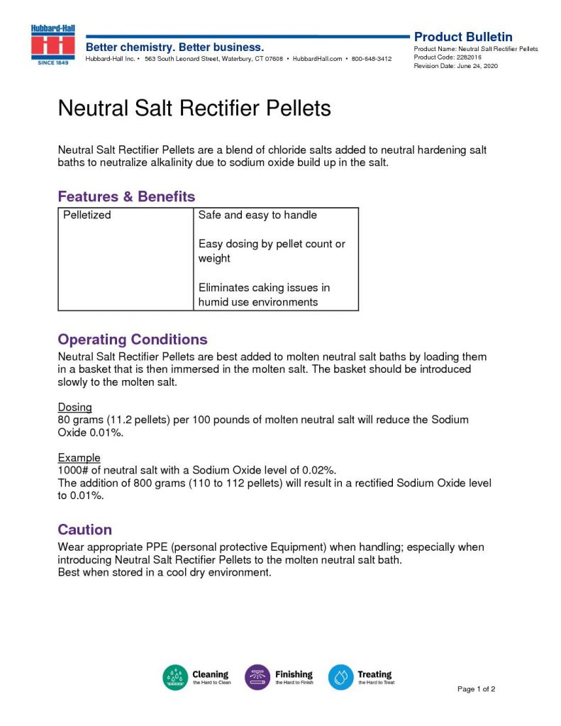 neutral salt rectifier pellets pb 2282016 pdf 791x1024