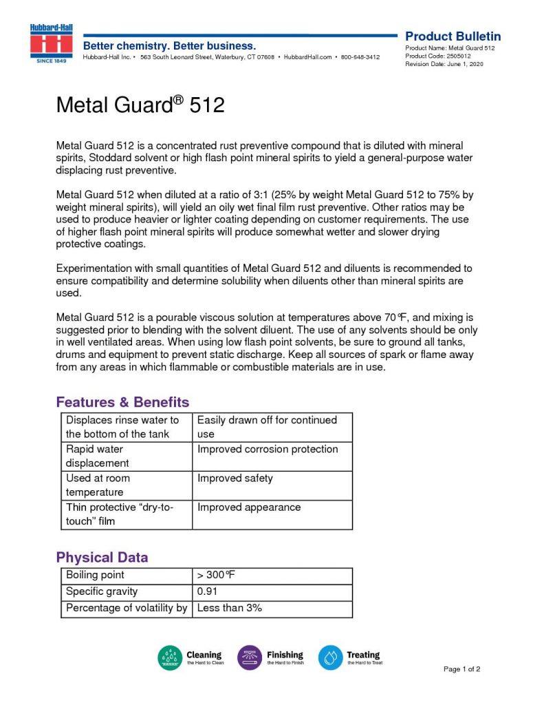 metal guard 512 pb 2505012 pdf 791x1024