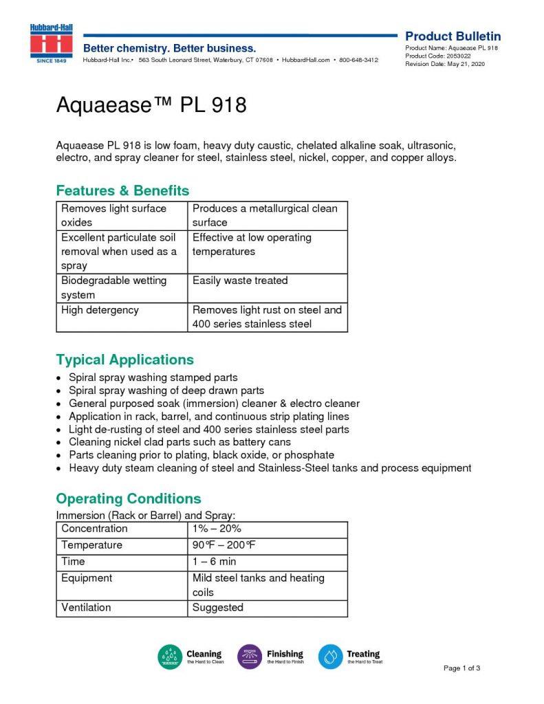 aquaease pl 918 pb 2053022 pdf 791x1024
