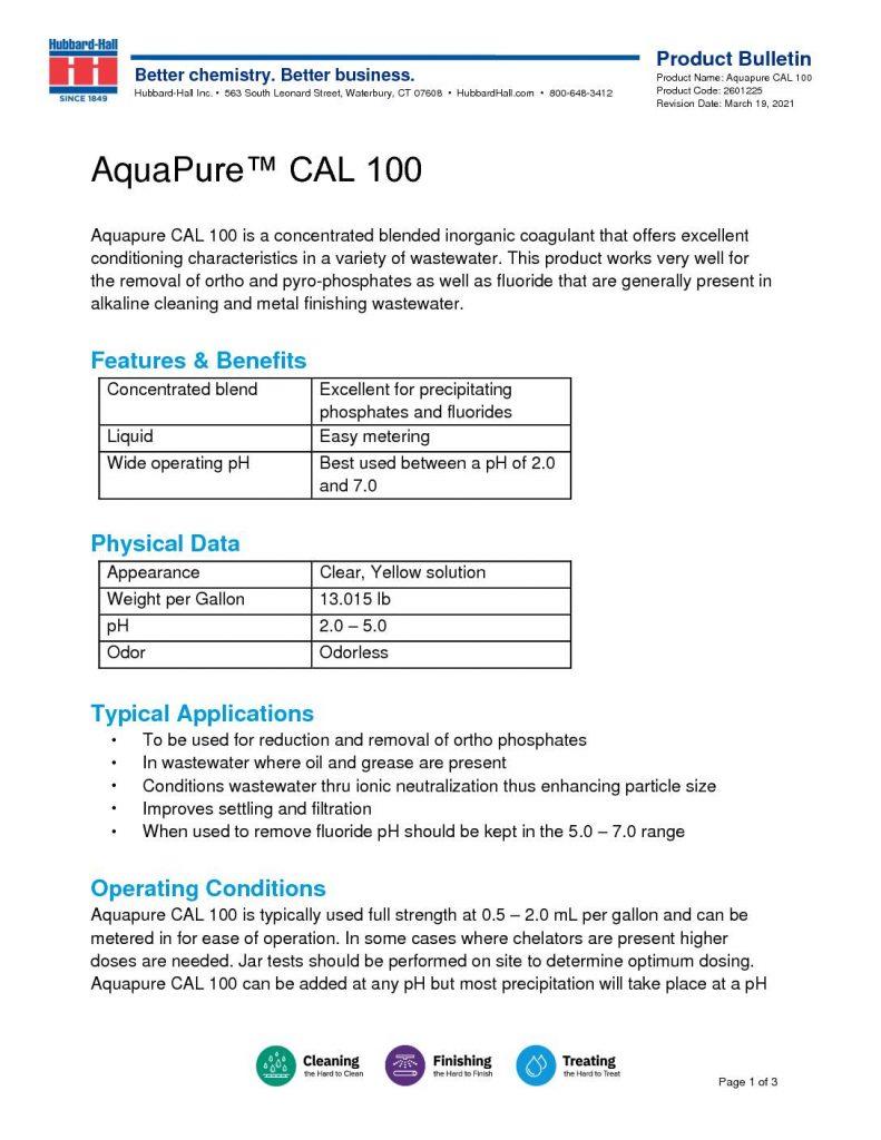 aquapure cal 100 pb 2601225 pdf 791x1024