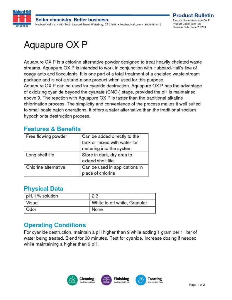 aquapure ox p pb 2601125 pdf 791x1024