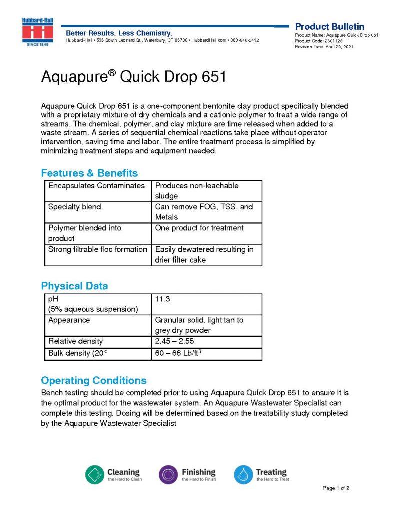 aquapure quick drop 651 pb 2601128 pdf 791x1024