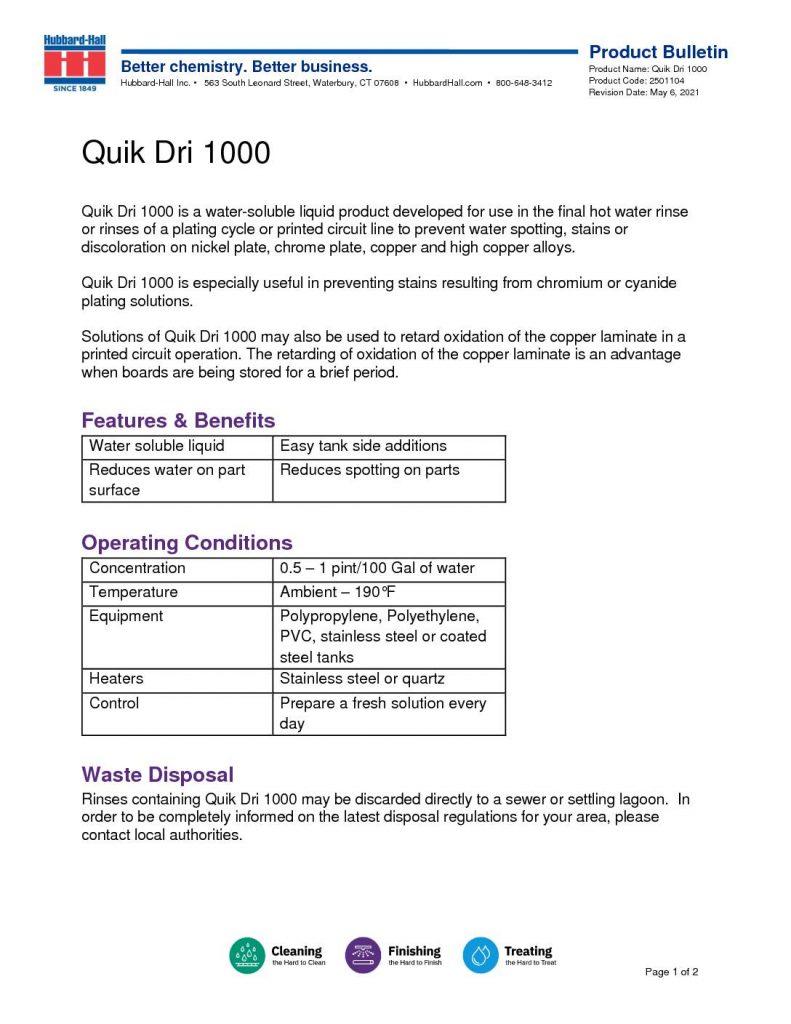 quik dri 1000 pb 2501104 pdf 791x1024