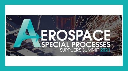 Aerospace Special Process Supplier Summit