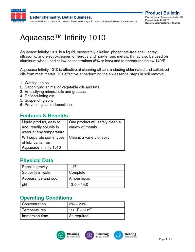 aquaease infinity 1010 pb 2053077 pdf 791x1024
