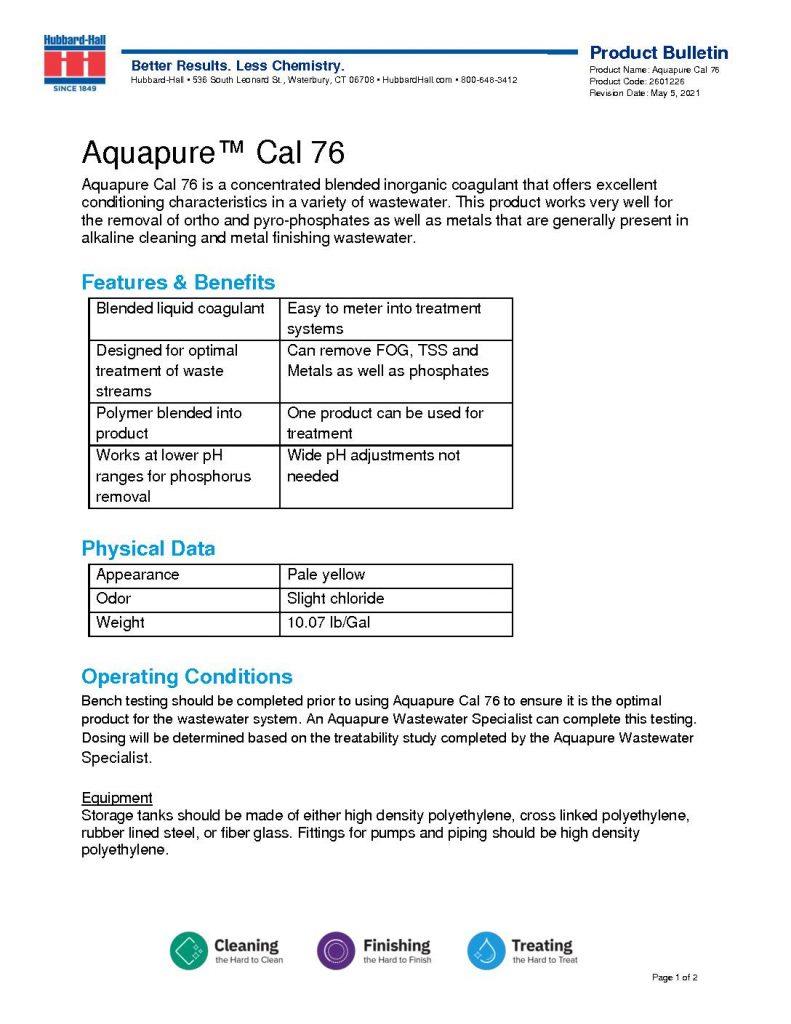 aquapure cal 76 pb 2601226 pdf 791x1024