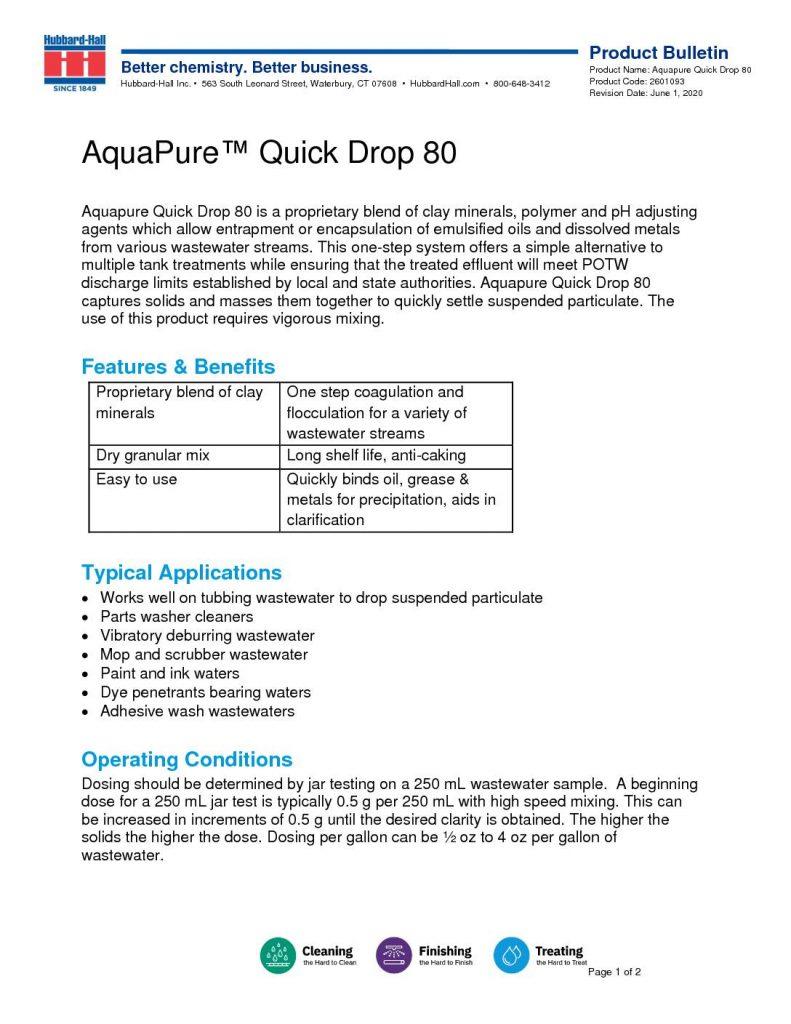 aquapure quick drop 80 pb 2601093 pdf 791x1024